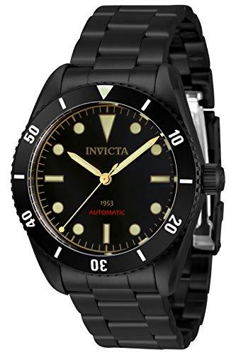 Invicta Vintage Pro Diver 34337 Herren-Automatikuhr, 40 mm