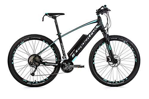 27,5 Zoll E-Bike Leaderfox Elektro Fahrrad Mountain Bike MTB Pedelec DISC 27 Gang Shimano 49cm