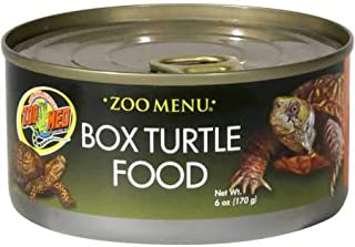 Zoo Med Zoo Menu Canned Box Turtle Food
