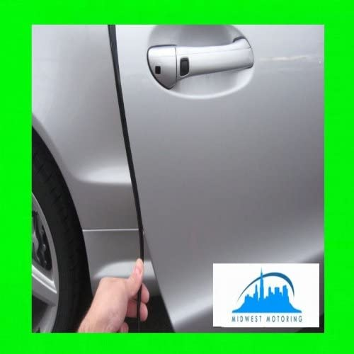 312 Motoring fits 2003-2006 PORSCHE Popularity EDGE BLACK TRIM DOOR CAYENNE Inventory cleanup selling sale