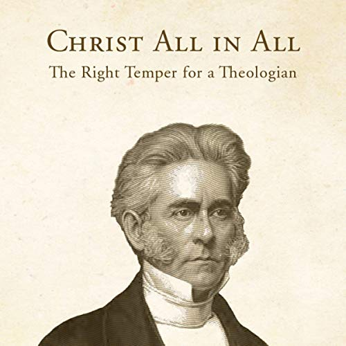 Christ All in All audiobook cover art