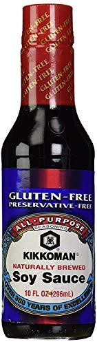 Soy Sauce, Gluten Free