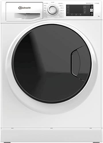 Bauknecht WM Elite 923 PS Waschmaschine Frontlader/ 9kg / Active Care Color+ / kraftvolle Fleckentfernung/Dampf Programme/Steam Hygiene Option/Steam Refresh/ProSilent-Motor/Stop&Add