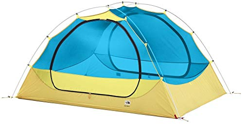 THE NORTH FACE Talus Eco 3 Zelt Stinger Yellow/Meridian Blue 2020 Camping-Zelt