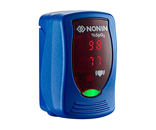 パルスオキシメータ Model 9590 オニックスVantage 青