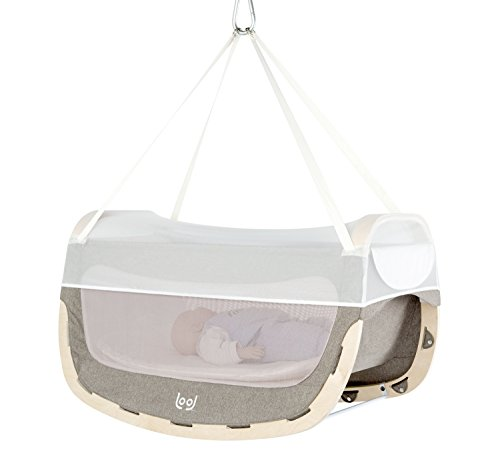 LooL Design Babywiege (LooL Moskitonetz für Babywiege)
