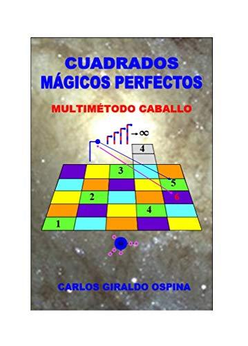 CUADRADOS MÁGICOS PERFECTOS, MULTIMÉTODO CABALLO