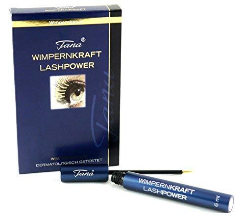 Tana Wimpernkraft Lashpower Wimpernserum, 6ml, 1er Pack (1 x 0.006 l)