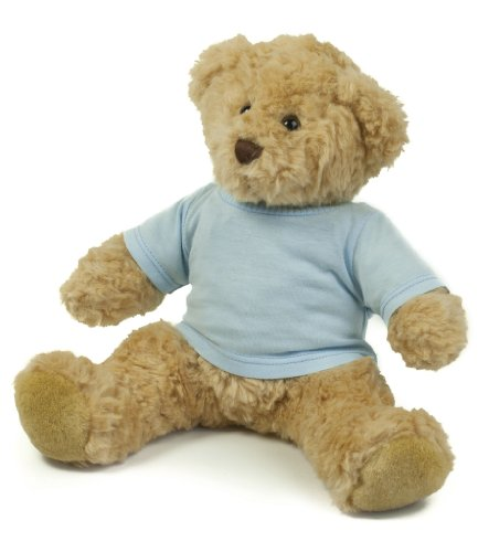 Mumbles Teddy T-Shirt weiß S