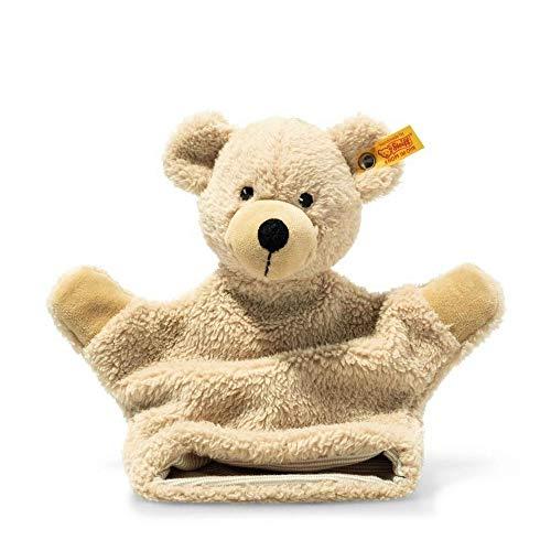 Steiff Kinder Handpuppe Finn beige (120) 000