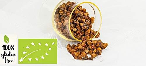 Bee Bread, Fresh, Organic, BIO (Bienenbrot, Perga) 2019 Harvest 1 kg/1000 gr