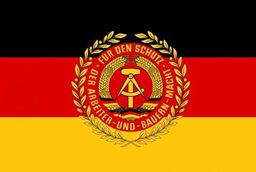 U24 Fahne Flagge DDR NVA Truppenfahne 90 x 150 cm