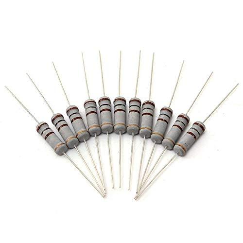 WFBD-CN Módulo electrónico 220V 2W 100 Ohm Resistencia 100R óxido cerámico 500pcs Film Resistor