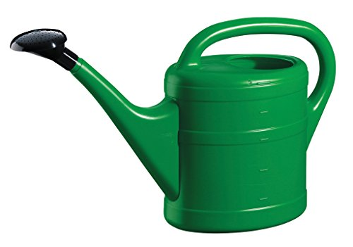 Herstera 5010N - Regadera, 5 L, Color Verde
