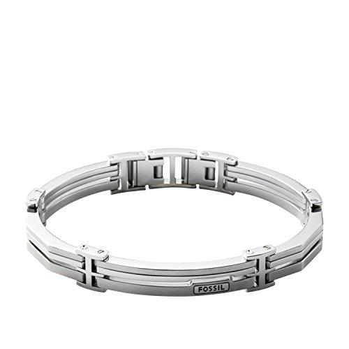 Fossil Herren Stahl Armband