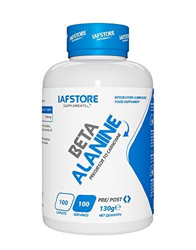 Iafstore Supplements Beta Alanine - 130 Gr