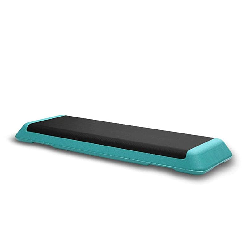 ジュースユーザー名目上のスポーツやジムのためのライザー付き調整可能な運動有酸素ステッパーCadio Fitness Step Platform (Color : Blue-01)