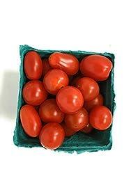 Tomato Cherry Grape Organic, 1 Pint