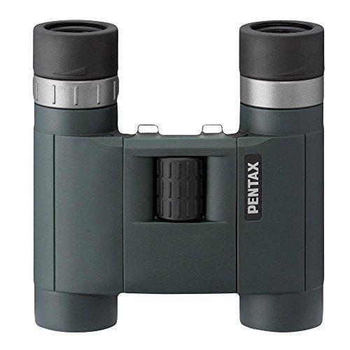 PENTAX A-D 8x25 Waterproof Binoculars - Green