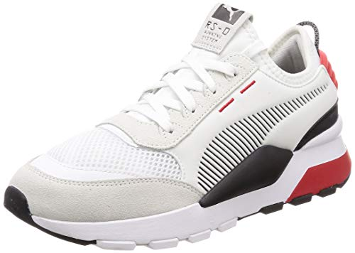 Puma RS-0 Winter INJ Toys, Zapatillas Unisex Adulto, Bianco (White-High Risk Red), 46 EU