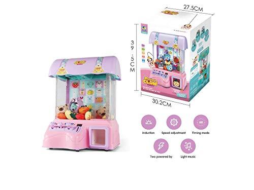 Monoprice 142470 Doll Machine, Pink
