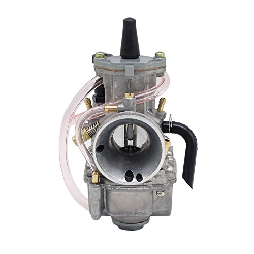 KKmoon 22mm Carburador con Filtro de Aire Kit para 110cc 125cc CRF SSR Sunl Taotao Pit Bike ATV