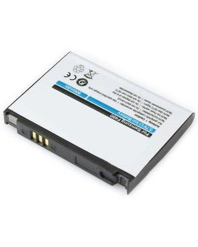 cellePhone Akku Li-Ion kompatibel mit Samsung SGH-F480 F480i F480v F488 i620 A767 W509 W569 (Ersatz für AB553446CE)