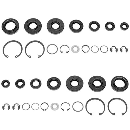 Hydro-Gear 2PK Genuine OEM Seal & Retaining Kit 70853