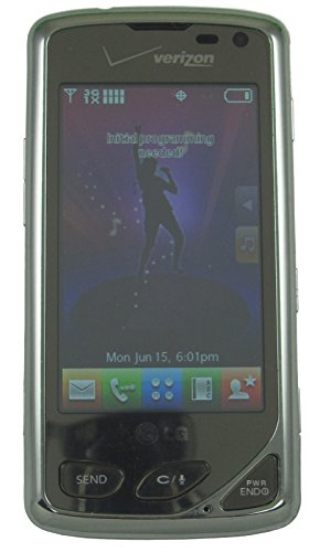 Verizon LG Chocolate Touch VX8575 No Contract 3G Camera MP3 GPS Cell Phone