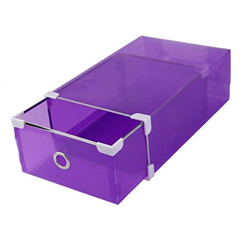 Praktische Halbtransparente Schublade Stil Schuhkarton Für Männer Und Frauen DIY Schuhkarton Schuhe Aufbewahrungsbox Organizer