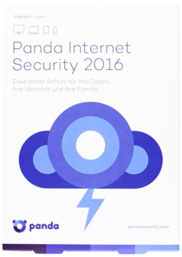 Panda Internet Security 2016 - 3 Geräte