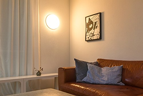 OSRAM Smart+ Ceiling LED Connecté - Applique / Plafonnier - Dimmable - 33cm de diamètre - 23 Watts - 1400 Lumens - Blanc Chaud/Froid 2000/6500K - Zigbee - Compatible Android & Amazon Alexa
