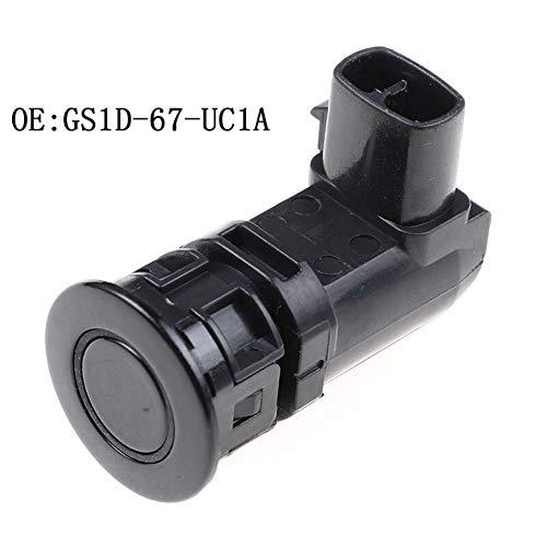 KEXQKN Preciso y Duradero, New Car PDC Sensor de Aparcamiento for Mazda 5 CR19 1.8L 2.0L Mazda 6 GG GS1D-67-UC1A GS1D67UC1A Duradero (Color : Black)