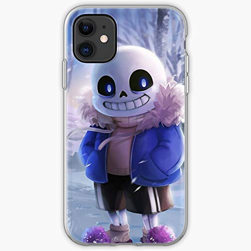 Undertale Sans | Phone Case for iPhone 11, iPhone 11 Pro, iPhone XR, iPhone 7/8 / SE 2020, Samsung Galaxy