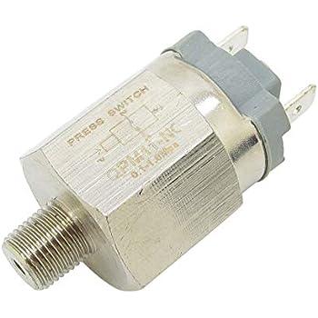 1pcs Air Compressor Pressure Switch Digital Pressure Gauge Meter DC24V