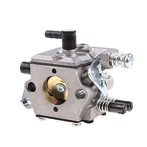 Carb Carburador Nuevo carburador de Sierra de Cadena 4500 5200 5800 Motor de 2 Tiempos de carburador 45 CC 52 CC 58 CC Motor