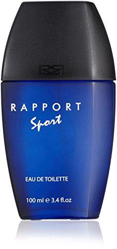 Eden Classics Rapport Sport 100 ml eau de toilette spray voor hem, per stuk verpakt (1 x 100 ml)