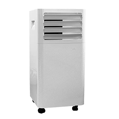 KABELIX Kit completo condizionatore portatile con guarnizione per finestra, climatizzatore e deumidificatore per casa, R290 refrigerante (bianco 7000 BTU)