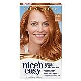 Clairol Nice'N Easy Permanant Hair Color, 8SC Medium Copper Blonde,...