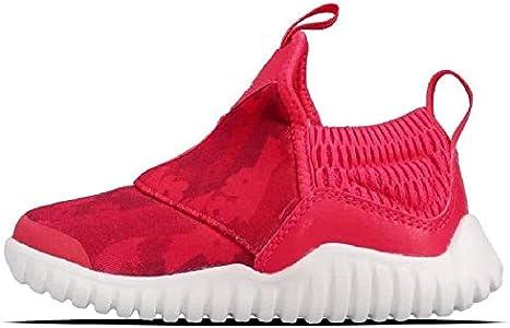Adidas RapidaZen I, Zapatillas de Estar por casa Bebé Unisex, Multicolor (Rosact/Ftwbla/Negbás 000), 21 EU