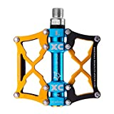 ROCKBROS Mountain Bike Pedals Flat Pedals Mountain Bike Pedals Platform Cycling Sealed Bearing...