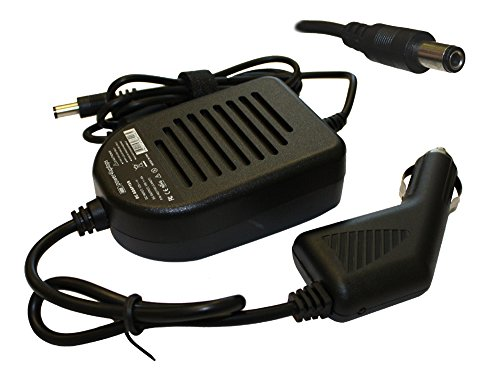 Power4Laptops DC Adapter Laptop Car Charger Compatible With Toshiba Satellite 1800-S400