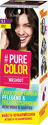 Pure Color Washout 5.1 Cool Brown niveau 1, 60 ml