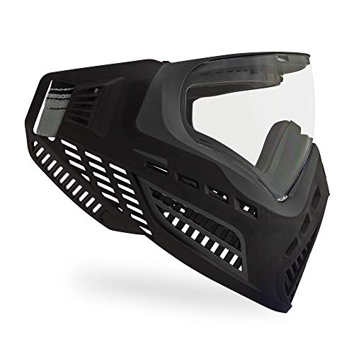 Virtue VIO Ascend AF Paintball Mask/Goggle with Anti-Fog Lens - Black