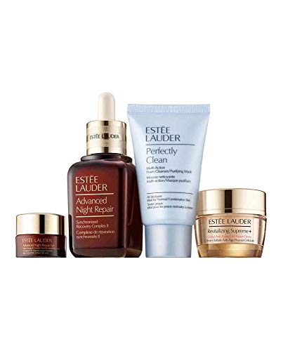 Estée Lauder Advanced Night Repair Set (Maske,30ml+Creme,15ml+Serum,50ml+Augencreme,5ml)