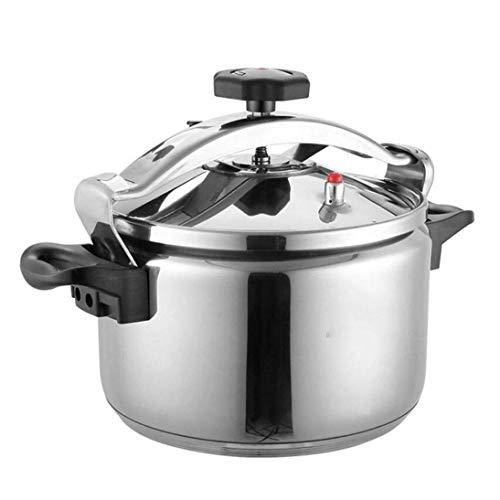 YFGQBCP Robot Cocina Fuera Mini portátil de presión Olla de presión Comercial Hogar Olla de presión de Acero Inoxidable Cocina de Gas Cocina de inducción Universal (Size : 3L)