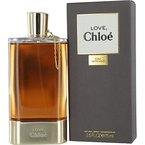 Chloe love Intense Edp Spray 75 ml Eau de Intense Perfume NEU & OVP