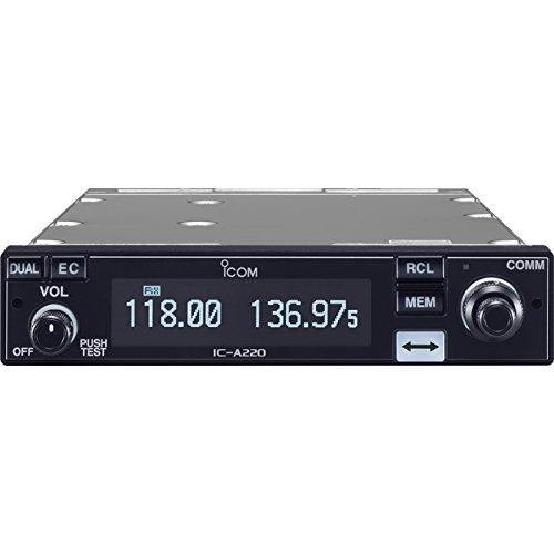 ICOM A220 VHF Panel Mount VHF Air Band Transceiver
