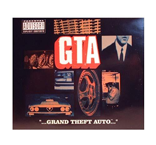Grand Theft Auto [White Label]