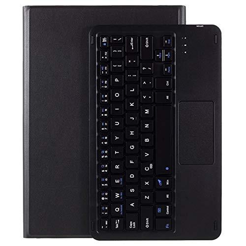 MTP-Products Funda con teclado Bluetooth compatible para Lenovo Tab P11 Pro, color negro